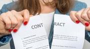 Có được đơn phương chấm dứt hợp đồng dịch vụ không?