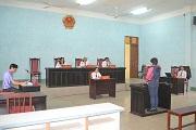 Cơ quan quản lý pháp nhân có trách nhiệm trong thi hành án hình sự