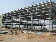 Điều kiện an toàn về phòng cháy và chữa cháy đối với công trình cao tầng, nhà khung thép mái tôn