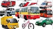 Điều kiện an toàn về phòng cháy và chữa cháy đối với phương tiện giao thông cơ giới