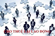 Điều kiện cấp giấy phép cho thuê lại lao động