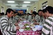 Định mức ăn của người bị tạm giữ, người bị tạm giam