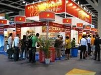 Ghi nhãn hàng hóa đối với hàng hóa trưng bày