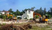 Hồ sơ trình ban hành quyết định cưỡng chế thu hồi đất do vi phạm pháp luật đất đai