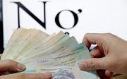 Hồ sơ xóa nợ tiền thuế, tiền chậm nộp, tiền phạt