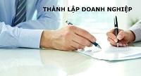 Hỗ trợ tư vấn, hướng dẫn hồ sơ, thủ tục thành lập doanh nghiệp