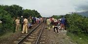 Hoạt động bảo đảm trật tự, an toàn giao thông vận tải đường sắt