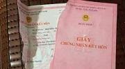 Hủy hoại giấy chứng nhận đăng ký kết hôn