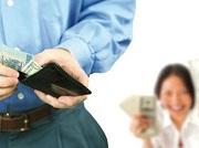 Lương của chồng có thể chuyển thẳng vào tài khoản vợ