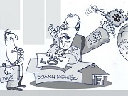 Nghĩa vụ về tài sản trong trường hợp nghĩa vụ liên đới khi giải quyết phá sản