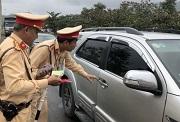 Người điều khiển xe ô tô không có Giấy đăng ký xe bị xử phạt bao nhiêu từ 2020?