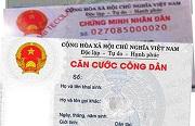 Nguyên tắc thực hiện trình tự cấp, đổi, cấp lại thẻ Căn cước công dân