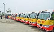 Nhân viên phục vụ xe buýt không mặc đồng phục bị phạt bao nhiêu?
