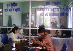 Hồ sơ đề nghị hưởng trợ cấp thất nghiệp