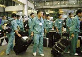 Trục xuất người lao động nước ngoài