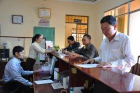 Hồ sơ đề nghị Cấp giấy phép quỹ tín dụng nhân dân