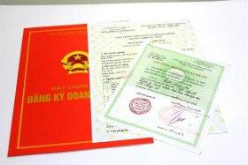 Hồ sơ đăng ký các công ty được thành lập trên cơ sở chia, tách, hợp nhất và công ty nhận sáp nhập