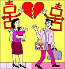 Chăm sóc, nuôi dưỡng con sau ly hôn