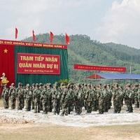 Quản lý sức khỏe quân nhân dự bị