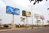 Quảng cáo trên màn hình chuyên quảng cáo