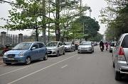 Quy định về dừng, đỗ xe trên đường phố