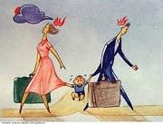 Quyền của cha, mẹ với con chưa thành niên có bị hạn chế không?