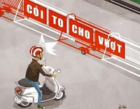 Sử dụng còi xe không đúng quy chuẩn bị xử phạt thế nào?