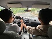 Sử dụng Giấy phép lái xe ô tô không phù hợp với loại xe đang điều khiển