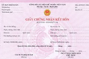 Sửa chữa giấy chứng nhận đăng ký kết hôn