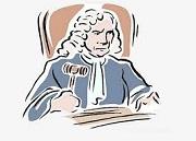 Thẩm phán là người thân thích của bị hại
