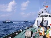 Thẩm quyền xử phạt hành chính của Cảnh sát biển