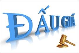 Thông báo đấu giá hàng hóa tại website đấu giá trực tuyến