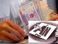 Thông báo nộp tiền tạm ứng án phí dân sự phúc thẩm