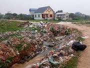 Thu hồi đất ở trong khu vực bị ô nhiễm môi trường