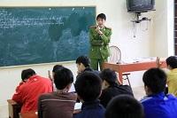 Thủ tục thi hành biện pháp đưa vào trường giáo dưỡng đối với người chưa thành niên