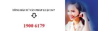 TỔNG ĐÀI TƯ VẤN LUẬT DÂN SỰ - GỌI 1900 6179