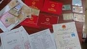 Trách nhiệm hình sự khi làm giấy tờ, tài liệu giả