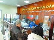Trách nhiệm của quỹ tín dụng nhân dân