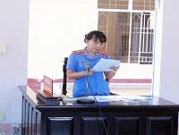 Trình bày của đương sự, Kiểm sát viên tại phiên tòa phúc thẩm dân sự