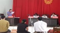 Trình tự phát biểu khi tranh luận tại phiên tòa dân sự sơ thẩm