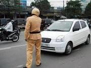 Từ 2020, điều khiển xe ô tô không có Giấy phép lái xe bị phạt bao nhiêu?