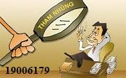Tư vấn Luật phòng, chống tham nhũng – gọi 19006179