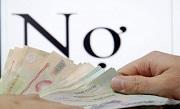 Vay nợ cố tình không trả, có thể bị xử lý hình sự?