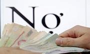 Vay tiền không trả có thể xử lý hình sự không?