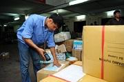 Vi phạm các quy định về cung ứng và sử dụng dịch vụ bưu chính