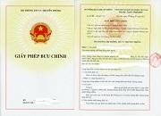 Vi phạm các quy định về giấy phép bưu chính