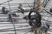 Vi phạm các quy định về sử dụng chung cơ sở hạ tầng kỹ thuật viễn thông
