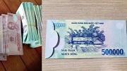 Vi phạm quy định về bảo vệ tiền Việt Nam