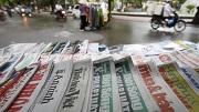 Vi phạm quy định về cải chính trên báo chí