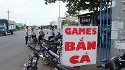 Vi phạm quy định về điểm cung cấp dịch vụ trò chơi điện tử công cộng